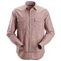 Клетчатая рубашка Snickers Workwear 8507, Comfort Checked Shirt