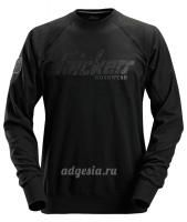 Свитшот Snickers Workwear 2882, Logo Sweatshirt