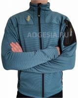 Кофта из микрофлиса Body Mapping Micro Fleece Jacket, Snickers Workwear (арт.9438 5104)
